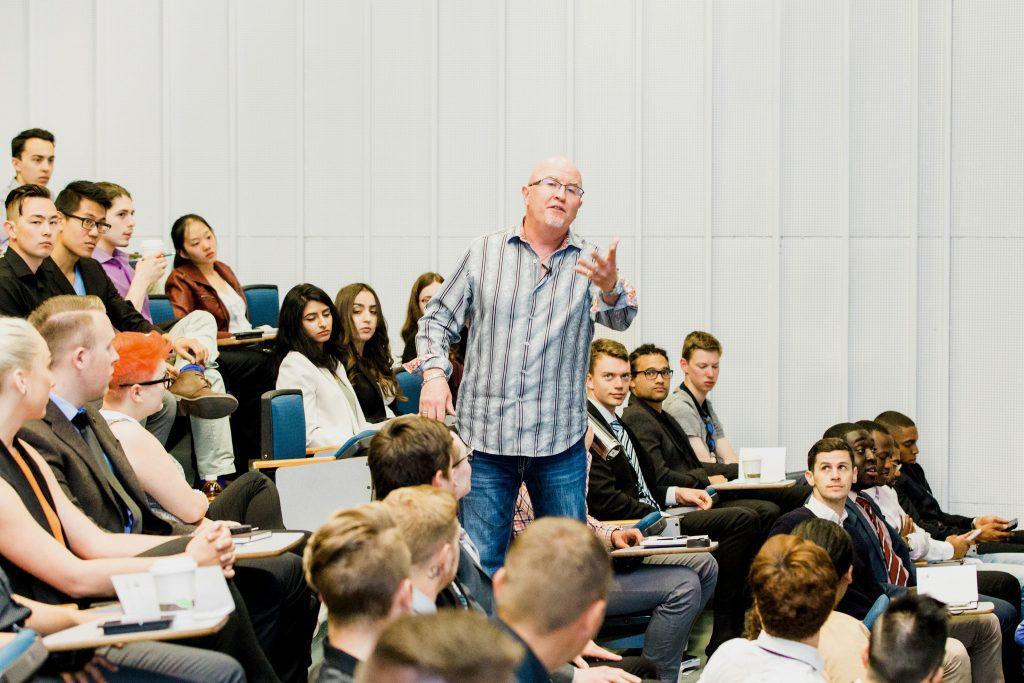 Safety Conferences - Hugh Pelmore